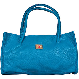 BH Wholesale Market Blue Shoulder/Hand Bag For Women