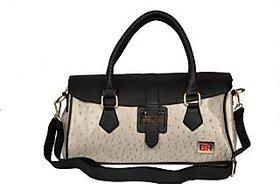BH Wholesale Market Black/Silver Shoulder/Hand Bag For Women