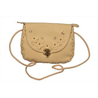 BH Wholesale Market Cream Shoulder/Hand Bag For Women