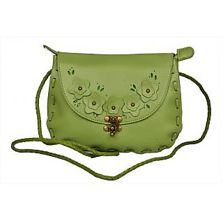 BH Wholesale Market Green Shoulder/Hand Bag For Women