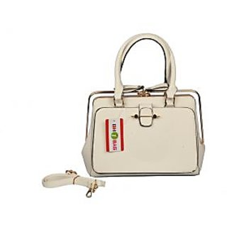 BH Wholesale Market White Shoulder/Hand Bag For Women