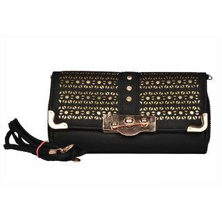 BH Wholesale Market Black Shoulder/Hand Bag For Women