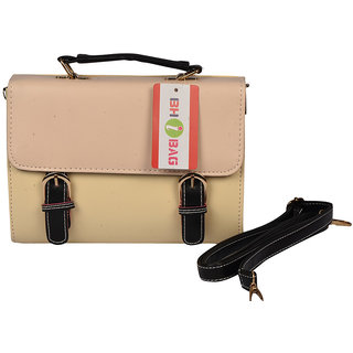 BH Wholesale Market Khaki/Yellow Shoulder/Hand Bag For Women
