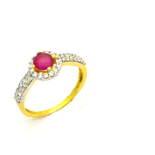 Ruby Red AD Ring