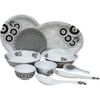 Shalom Luxary Pack of 40 Dinner Set