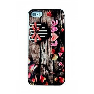 Love Petals Back Cover for Iphone 5S/5