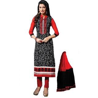 Sakhi Lited Edition Karachi Style Designer Cotton Dress Material for Summer