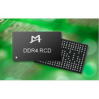 Gen-2 DDR4 Registering Clock Driver