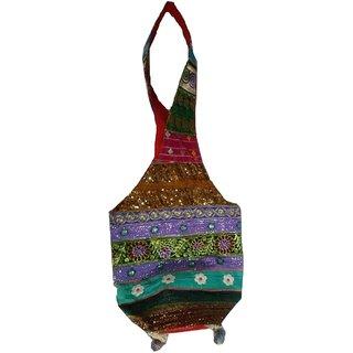 Designer Rajasthani Handicraft HandBag