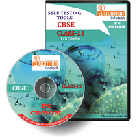 Class 11 PCB Combo Pack English Offline Test Papers CD
