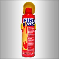 Fire Stop Fire Extinguisher Spray For Car And Home Free Shipping