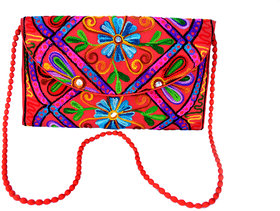 AYESHA'S BEAUTIFUL  HANDICRAFT HANGING (HAND) BAG