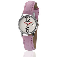 Yepme Qiana Womens Watch - White/Pink
