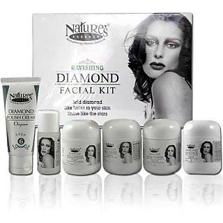 Natures Essence Diamond Facial Kit-210gm
