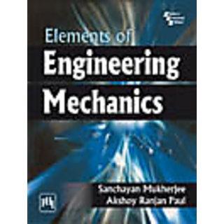 Elements Of Engineering Mechanics