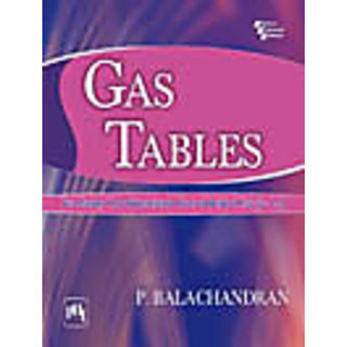 GAS TABLES : For Steady One Dimensional Flow Of Perfect Gas