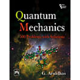 QUANTUM MECHANICS  500 PROBLEMS WITH SOLUTIONS