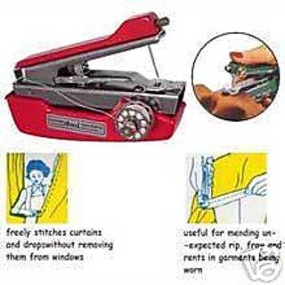 handy stitch handheld sewing machine instruction manual