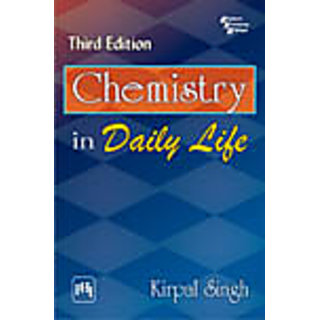 CHEMISTRY IN DAILY LIFE , THIRD EDITION