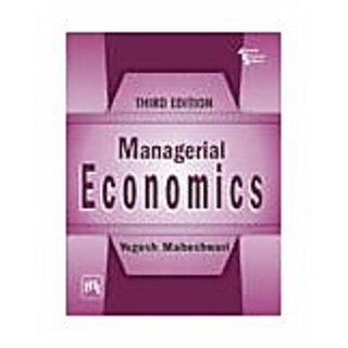 Managerial Economics , THIRD EDITION
