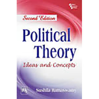POLITICAL THEORY : IDEAS AND CONCEPTS , SECOND EDITION