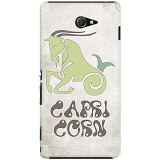 Kasemantra Capricorn Case For Sony Xperia M2