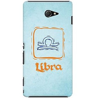 Kasemantra Charismatic Libra Case For Sony Xperia M2