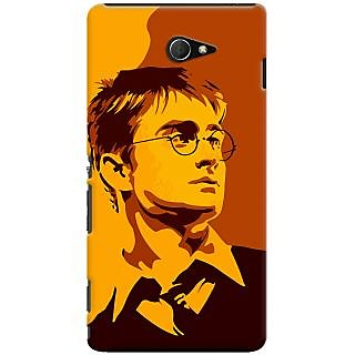Kasemantra Harry Potter Case For Sony Xperia M2