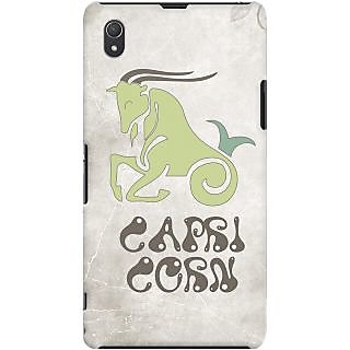 Kasemantra Capricorn Case For Sony Xperia Z1