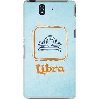 Kasemantra Charismatic Libra Case For Sony Xperia Z