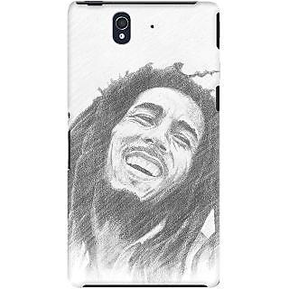 Kasemantra Legend Bob Marley Case For Sony Xperia Z