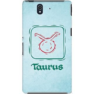 Kasemantra Tough Taurus Case For Sony Xperia Z