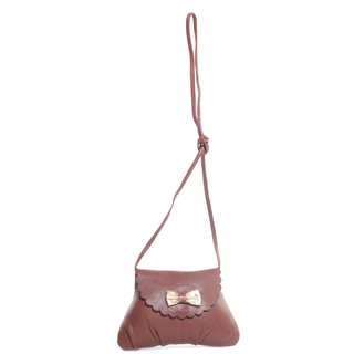 Kitty Party Leather Sling Bag