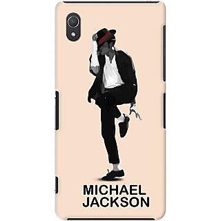 Kasemantra Michael Jackson Step Case For Sony Xperia Z2