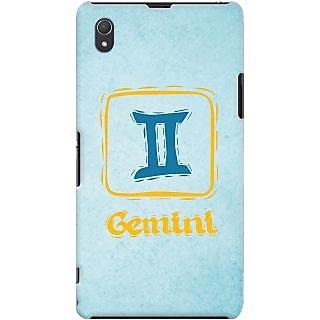 Kasemantra Trustworthy Gemini Case For Sony Xperia Z1