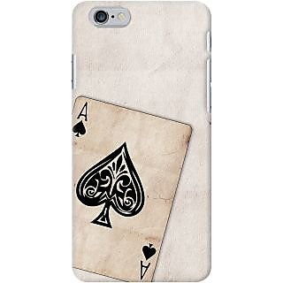 Kasemantra Ace Of Spades Case For Apple Iphone 6 Plus