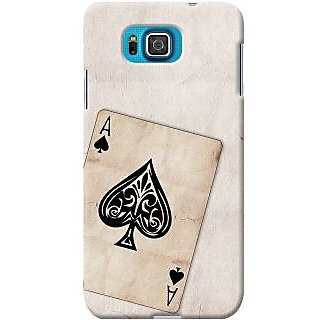 Kasemantra Ace Of Spades Case For Samsung Galaxy Alpha Sm-G850