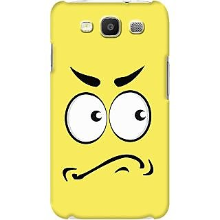 Kasemantra Angry Face Case For Samsung I9300 Galaxy S3