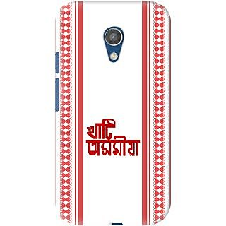 Kasemantra Assamese Gamucha Case For Motorola Moto G2