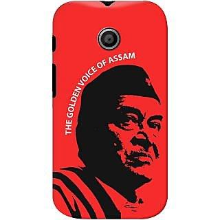 Kasemantra Bhupen Hazarika Case For Motorola Moto E
