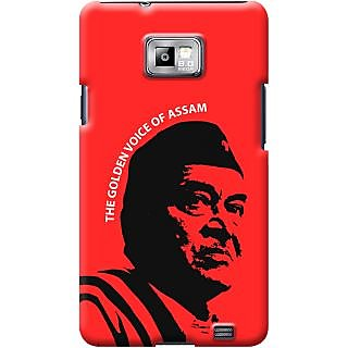 Kasemantra Bhupen Hazarika Case For Samsung I9100 Galaxy S2