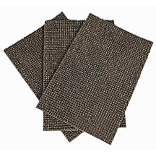 Grey Truf Door Mat Set Of 3 (R1122)