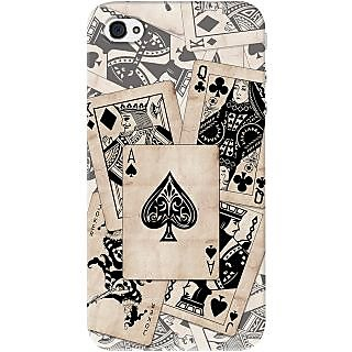 Kasemantra Card Family Case For Apple Iphone 4, Apple Iphone 4S