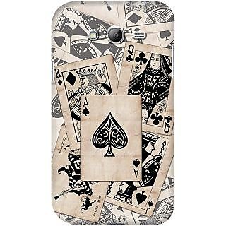Kasemantra Card Family Case For Samsung Galaxy Grand Duos I9082