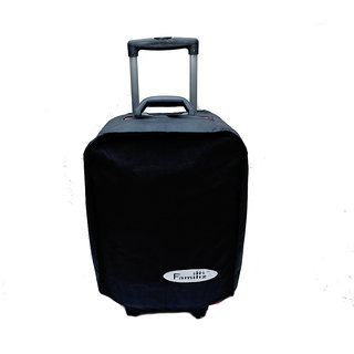 Familiz Travel Trolley Bag Cover Blue - 20
