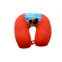 Familiz Micro Beads Travel Neck Pillow Red - 12