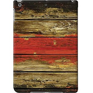 Kasemantra Textured Wood Case For Apple Ipad Air