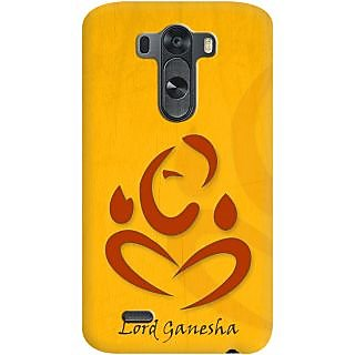 Kasemantra Ganpati Bappa Case For Lg G3