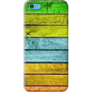 Kasemantra Wood In Colors Case For Apple Iphone 5C