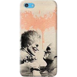Kasemantra Joker Vs Batman Case For Apple Iphone 5C